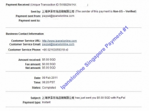 Ipanel Payment 1 9 Feb 2011